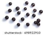 Blackcurrant  Berries Of Ribes...