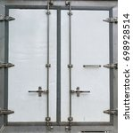 Small photo of Beautiful steel refrigerator container,refer container