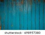 vintage wood background texture ... | Shutterstock . vector #698957380
