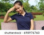 travel to vietnam | Shutterstock . vector #698976760