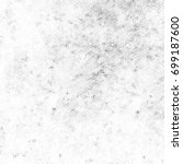 grunge halftone black and white.... | Shutterstock . vector #699187600