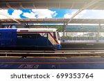 bangkok  thailand   aug 5   bts ... | Shutterstock . vector #699353764