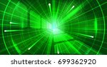 cyber security protection... | Shutterstock .eps vector #699362920