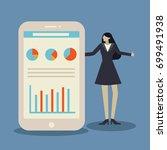business concept of... | Shutterstock .eps vector #699491938