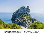 Agios Ioannis Church On Top Of...