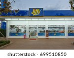 champasak  lao   feb 5  jiffy...   Shutterstock . vector #699510850