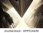 new york city   nov 12 ... | Shutterstock . vector #699514630