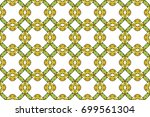 colorful seamless ornament for...   Shutterstock . vector #699561304