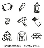 graffiti icons freehand