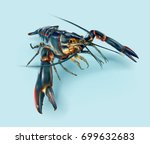 a realistic illustration of a...   Shutterstock .eps vector #699632683