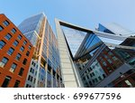 boston  massachusetts  usa  ... | Shutterstock . vector #699677596