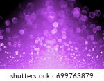 modern dark purple black... | Shutterstock . vector #699763879