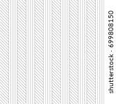 vector seamless pattern. modern ... | Shutterstock .eps vector #699808150