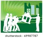business people | Shutterstock .eps vector #69987787