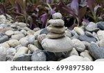 stillness  consciousness ... | Shutterstock . vector #699897580