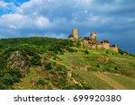 Thurant  Castle Above Alken...