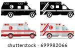 medical concept. different kind ... | Shutterstock .eps vector #699982066