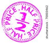 rubber stamp illustration... | Shutterstock .eps vector #70003462