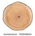 cross section of hazel grove... | Shutterstock . vector #700048063