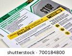 montreal  canada   july 30 ... | Shutterstock . vector #700184800