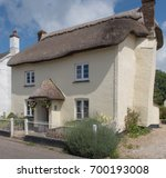 Traditional Thatched Roof Cob...