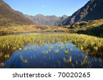 the cuilin mountains on the... | Shutterstock . vector #70020265