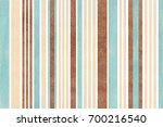 watercolor blue  beige and... | Shutterstock . vector #700216540