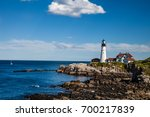this is the famous cape... | Shutterstock . vector #700217839