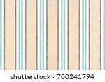 watercolor blue  beige and... | Shutterstock . vector #700241794