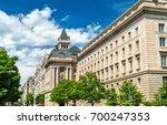 the internal revenue service... | Shutterstock . vector #700247353