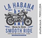 Motorcycle Cuba Vintage...