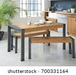 interior room kitchen  | Shutterstock . vector #700331164