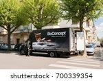 strasbourg  france   apr 28 ... | Shutterstock . vector #700339354