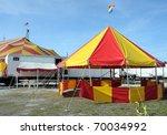 circus tents | Shutterstock . vector #70034992