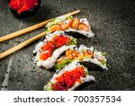 Trend Hybrid Food. Japanese...