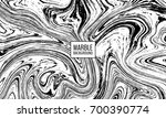 black and white abstract vector ... | Shutterstock .eps vector #700390774