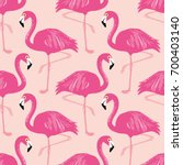 vector seamless pattern with... | Shutterstock .eps vector #700403140