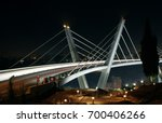 Small photo of Abdoun Bridge at night in Amman, Jordan