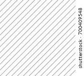 diagonal thin black lines... | Shutterstock .eps vector #700409548