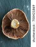 Close Up Of Fresh Mushrooms...