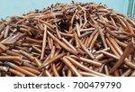 copper tube scrap | Shutterstock . vector #700479790