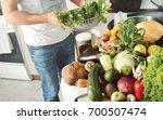 abundance of fruits and...   Shutterstock . vector #700507474