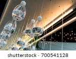 water bottle floating and... | Shutterstock . vector #700541128