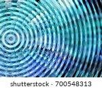 resonate  spread  vibration or... | Shutterstock . vector #700548313