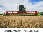 agrarian machinery | Shutterstock . vector #700608568