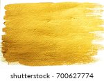 gold acrylic background. bright ... | Shutterstock . vector #700627774