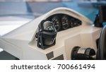 vessel dashboard | Shutterstock . vector #700661494