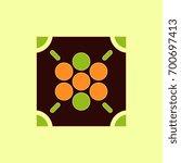 ludo board game | Shutterstock .eps vector #700697413