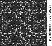 tiled seamless geometric... | Shutterstock .eps vector #700718314