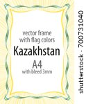 frame and border of ribbon with ...   Shutterstock .eps vector #700731040